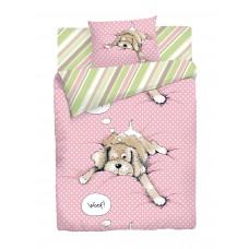 Детское постельное белье Мармелад Собака