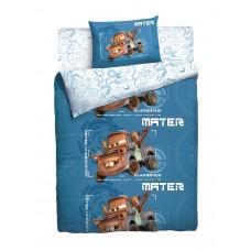 Детское постельное белье из ранфорса DISNEY Mater