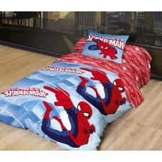 Детское постельное белье из ранфорса MARVEL COMICS Spider Man