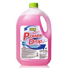 Жидкость для стирки белья Power Drop концентрат автомат+ручная стирка (2,8л)