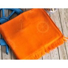 SEASIDE Oranj (оранжевый) полотенце пляжное