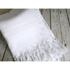 Nature Beyaz (белый) Полотенце пляжное