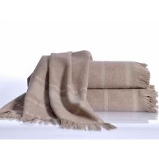 DURU Vison (коричневый) Полотенце пляжное