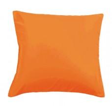 NC-08 Наволочки сатин (оранжевый)