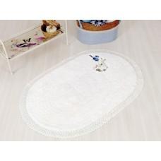BIRD Beyaz (белый) Коврик для ванной